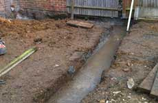 Extension foundations